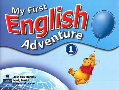 My First English Adventure, Level 1 Audio CD