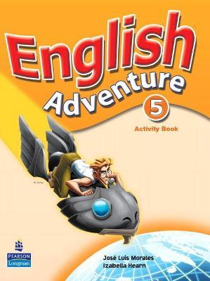 English Adventure 5 Audio Cassette 5