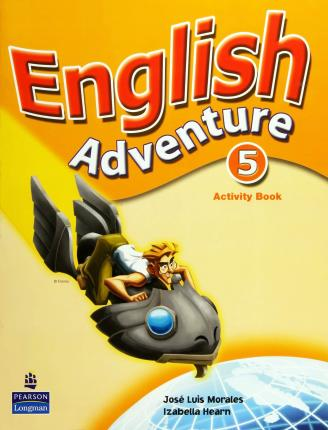 English Adventure: Activity Book Bk. 5