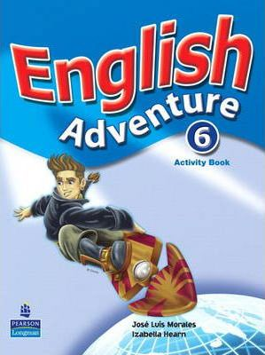 English Adventure: Level 6
