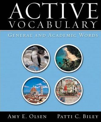 Active Vocabulary: General and Academic Words