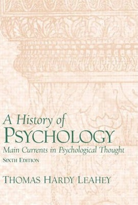 A History of Psychology 6ed