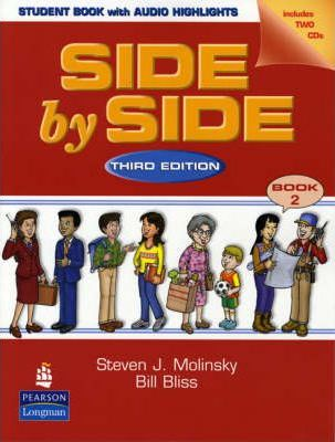 Side by Side 2 Student Book 2 W/ Audio Highlights