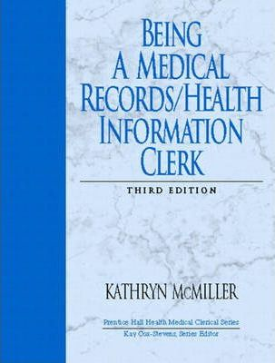 Being a Medical Records/Health Information Clerk