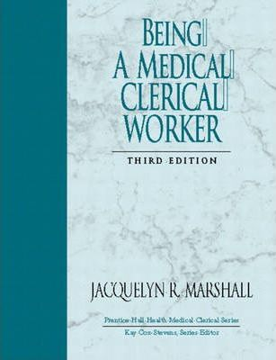 Being a Medical Clerical Worker