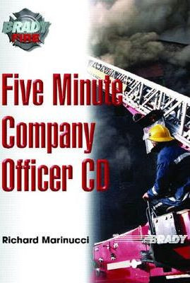 The 5 Minute Company Officer
