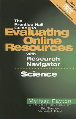 Science, Evaluating Online Resources