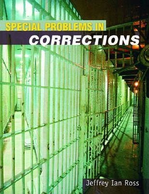 Special Problems in Corrections