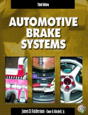 Automotive Brake System: And Worktext