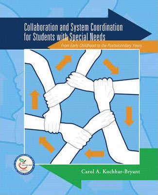 Collaboration and System Coordination for Students with Special Needs