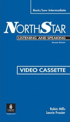 NorthStar Listening and Speaking, Basic/Low Intermediate Video Cassette and Guide