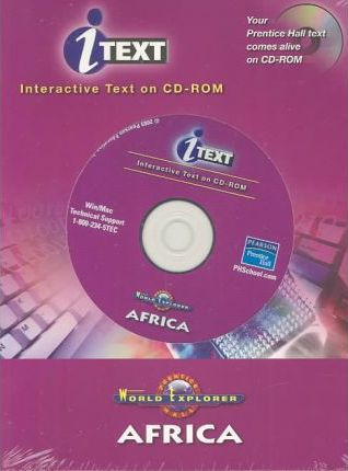 World Explorer Africa Itext CD-ROM Third Edition 2003