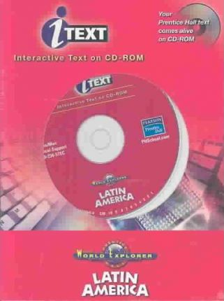 World Explorer: Latin America Itext CD-ROM Third Edition 2003
