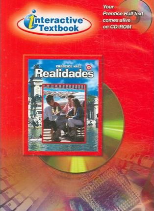 Realidades Level a Student Edition Itext on CD-ROM 2004c