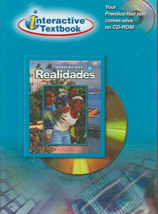 Realidades Leve B Student Edition on Itext CD-ROM 2004c