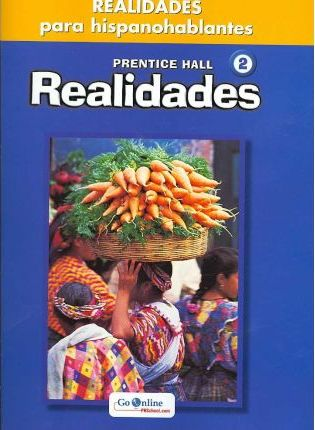Realidades Para Hispanohablantes 2 Heritage Learner Revised Workbook 2004c