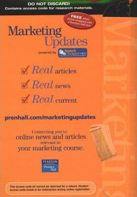 Marketing Updates Access Card