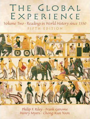 Global Experience, The, Volume 2