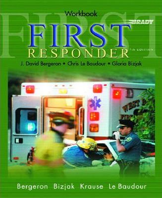 First Responder Student Workbook