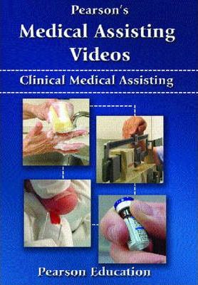Pearson's Medical Assisting (Clinical) DVD Videos