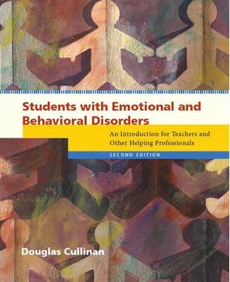 Students with Emotional and Behavioral Disorders