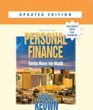 Personal Finance: AND Workbook Update