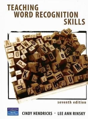 Teaching Word Recognition Skills