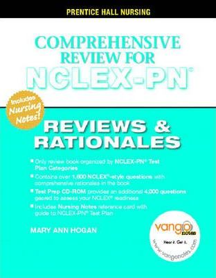 CD for Prentice Hall's Reviews & Rationales