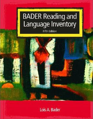 Reading and Language Inventory