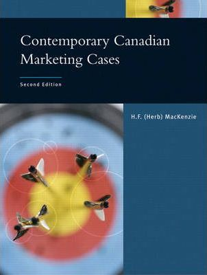 Contemporary Canadian Marketing Cases