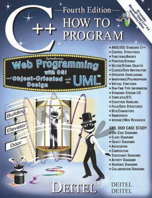 C++ How To Program & C++ in the Lab, Lab Manual