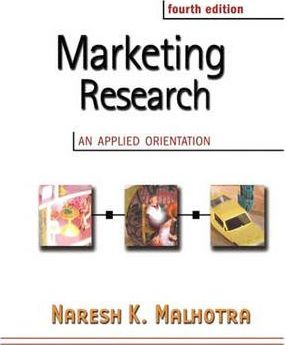 Marketing Research and SPSS 11.0 Package