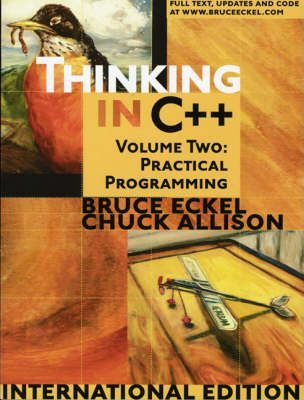 Thinking in C++: Practical Programming v. 2