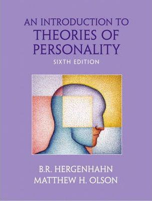 An Introduction to Theories of Personality