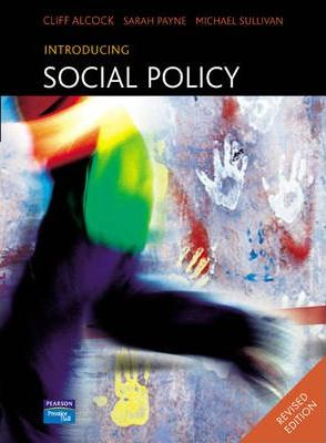 Introducing Social Policy revised edition