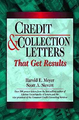 Credit and Collection Letters That Get Results