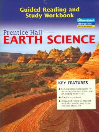 Prentice Hall Earth Science Guided Reading and Study Workbook Student Edition 2006c