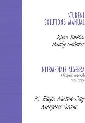 Student Solutions Manual-Standalone