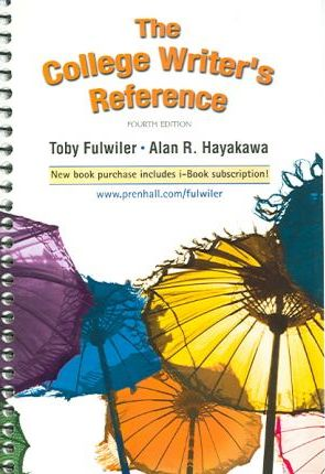 The College Writer's Reference: AND OneKey, Student Access Kit, The College Writers Reference (4th Revised e.)