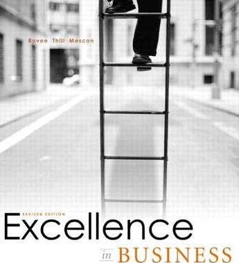 Excellence in Business, Revised Edition (Book Only)