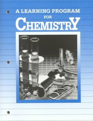 Chemistry: Learning Prog