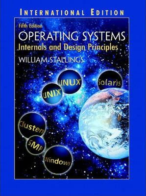 Operating Systems William Stallings 9780131278370