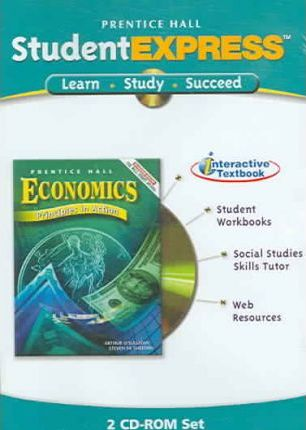 Prentice Hall Economics: Principles in Action Student Express CD-ROM 2005c