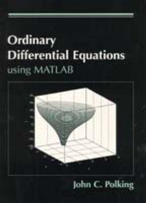 Using Matlab for Differential Equations