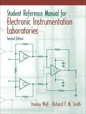student reference manual for electronic instrumentation laboratories rh bookdepository com LabVIEW Controls labview communications vi reference manual