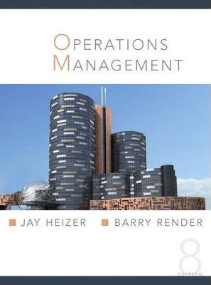 Operations Management & Student CD Package