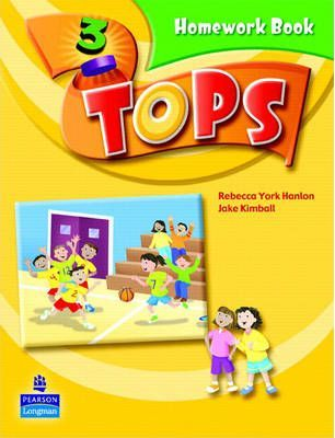 Tops Homework Book: Level 3