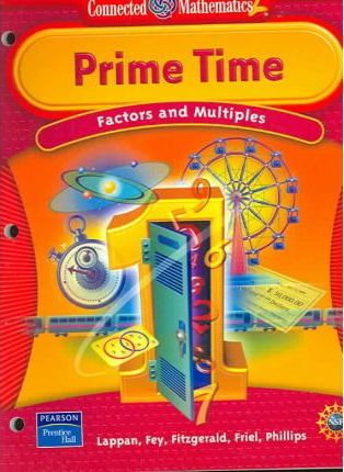 Connected Mathematics Prime Time Student Edition Softcover 2006c