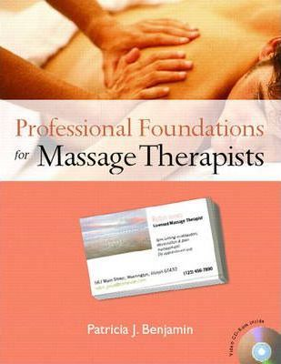 Student Video DVD for Professional Foundations for Massage Therapists