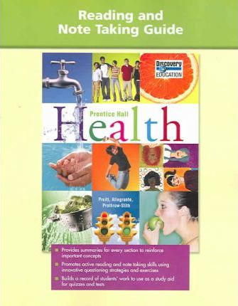 High School Health Guided Reading Workbook 2007c